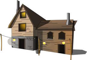 house by toromuco