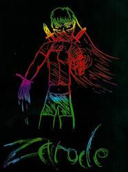 Zarode: An Elite Shinobi by Zarode1505