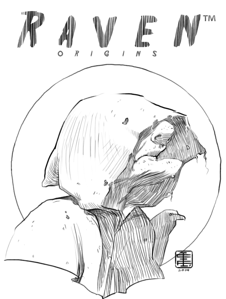 RAVEN: the Hag by RenzZero