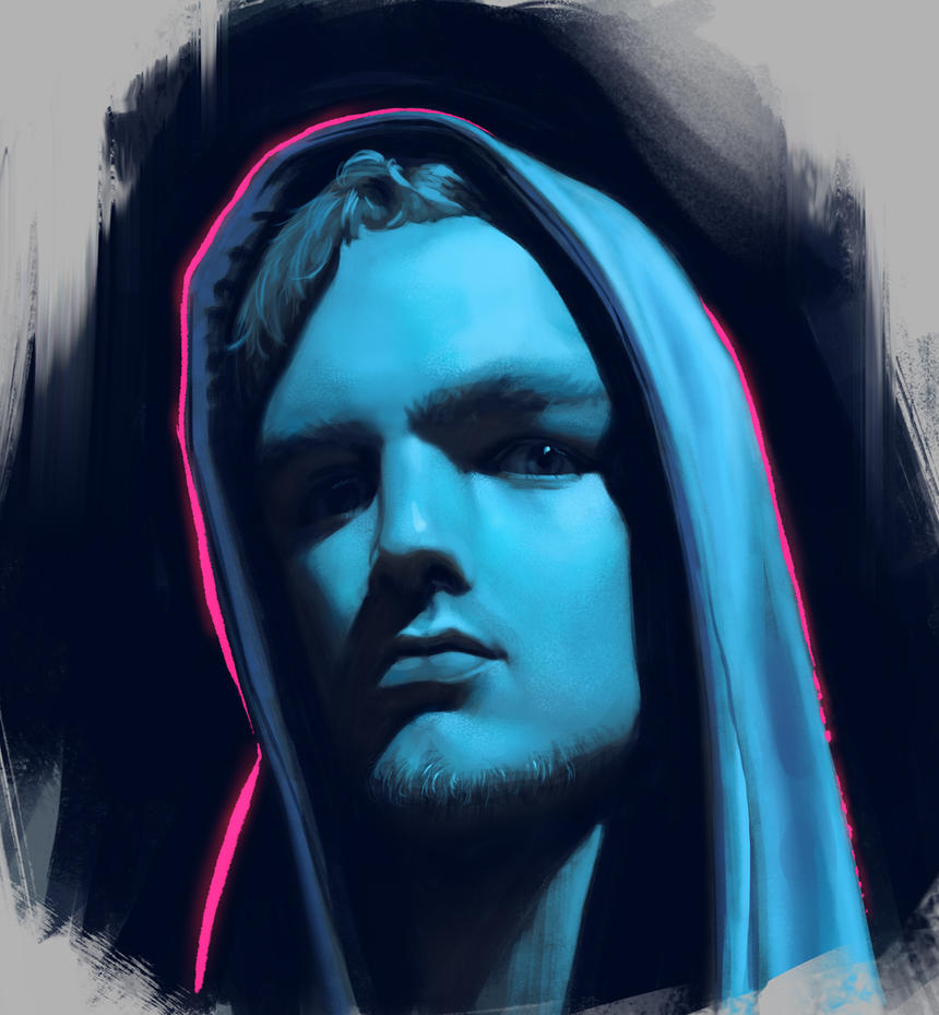 Color Study by RenzZero