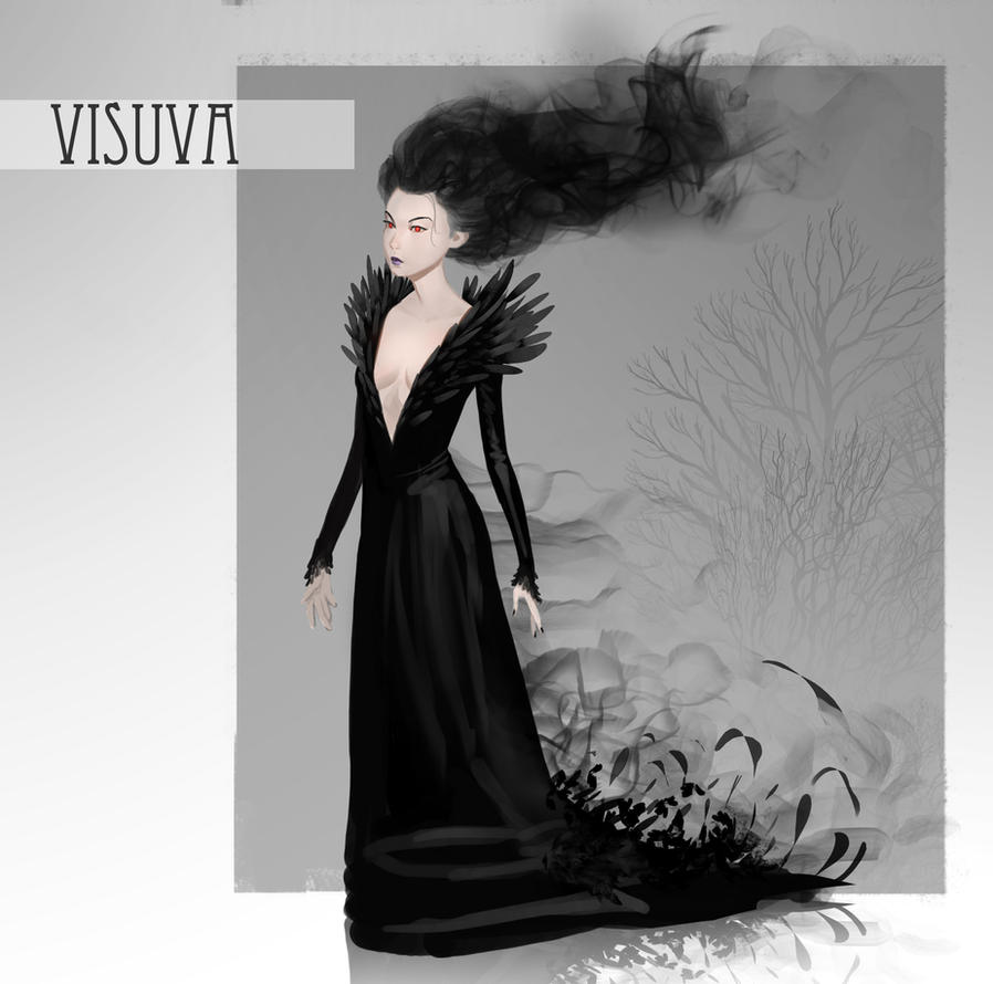 Visulva the Unclean by RenzZero