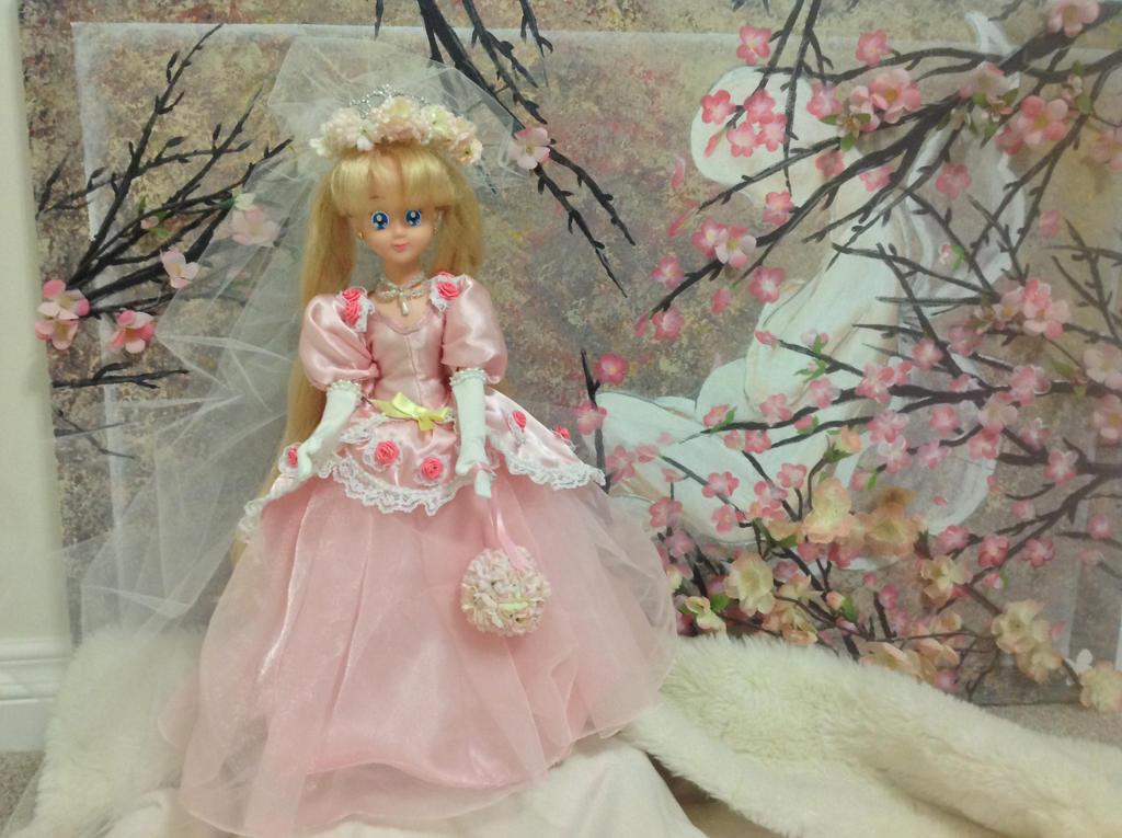 Pink Wedding by TennyCap