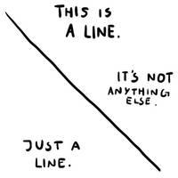 a line. by Lobsterprince