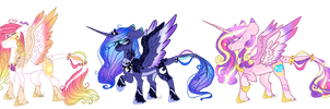 Mlp Princesses by DashkaTortik12222222