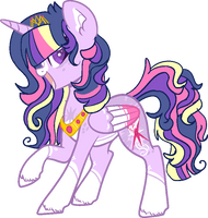 Mlp Princess Twilight Sparkle Redesing by DashkaTortik12222222
