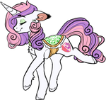 Mlp Sweety Bell Redisign