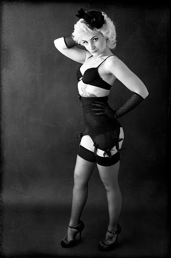 Girdle by Norma-Delores