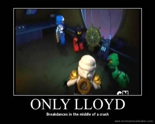 Gotta love Lloyd by TombRaiderNinja