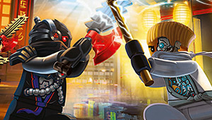 LEGO Ninjago News by TombRaiderNinja