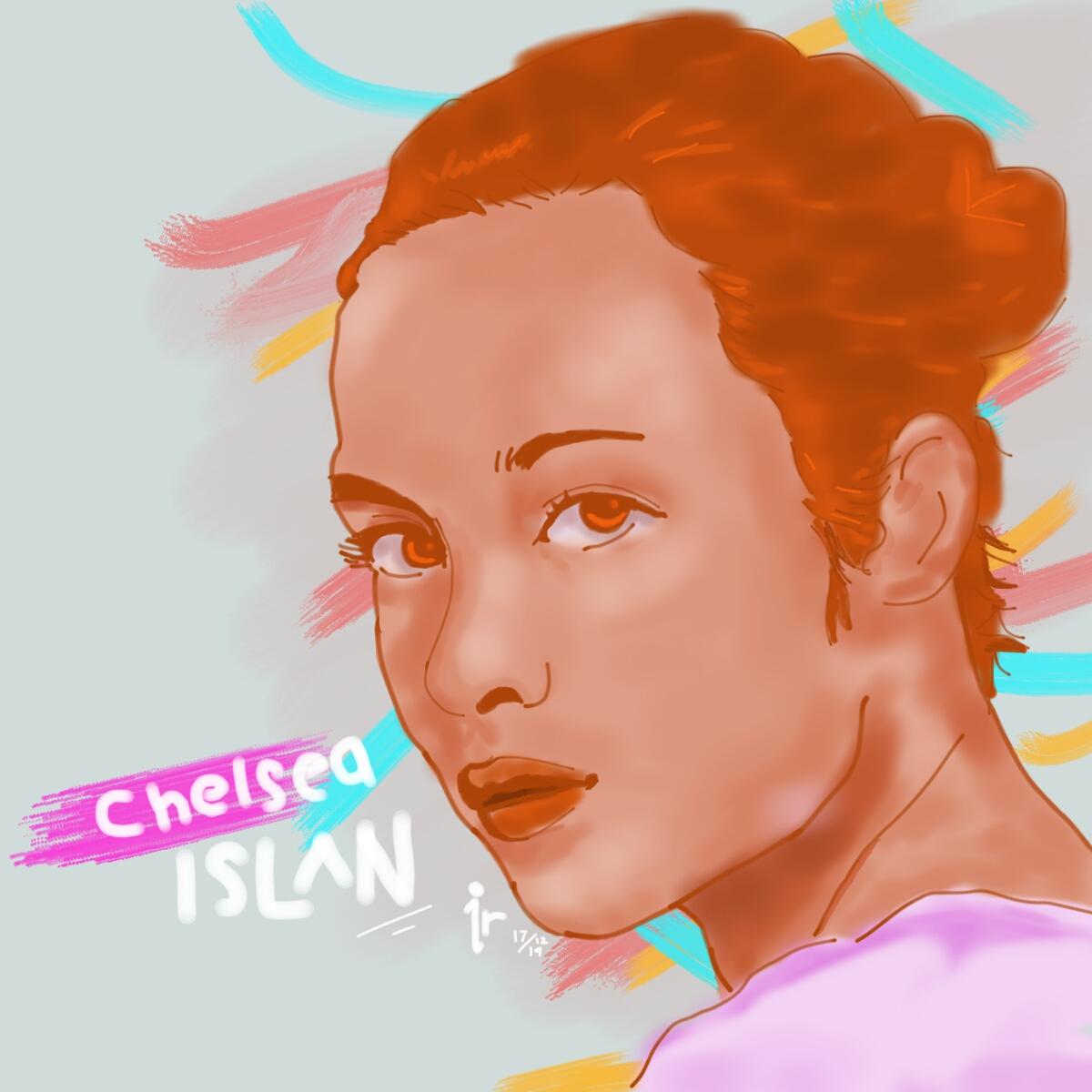 Chelsea Islan