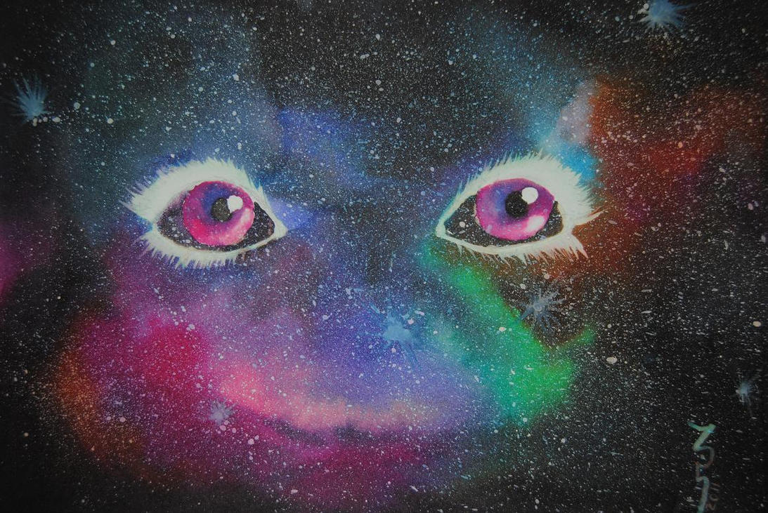 Nebula's Eyes by aruberutokun on DeviantArt