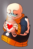 Warm Sans by Cosmic-rust