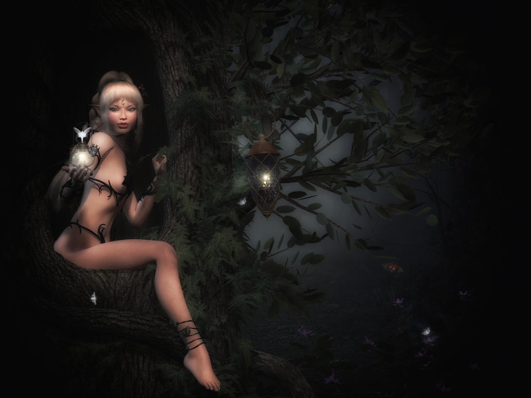 Enchanted Glade (Updated) by x-bossie-boots-x