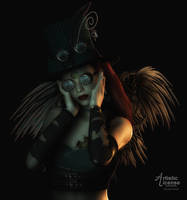 Mechanical Angel by x-bossie-boots-x