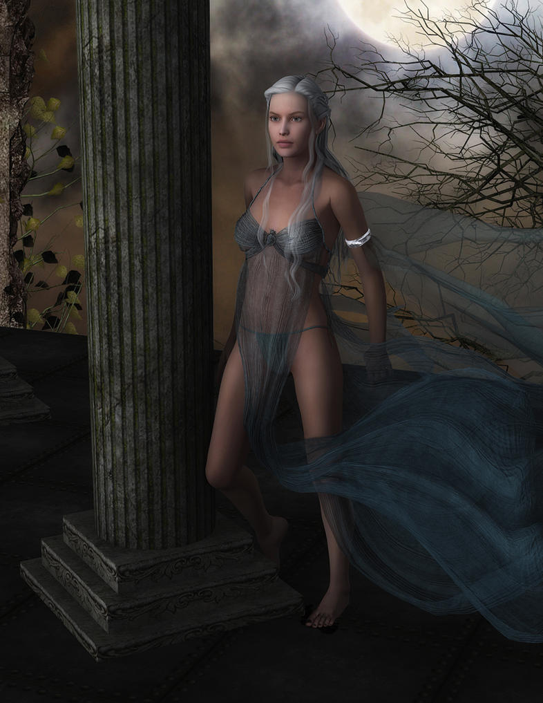 Khaleesi The Game  (updated) by x-bossie-boots-x