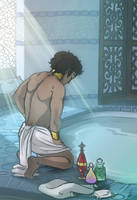 The Baths by Arianwen44