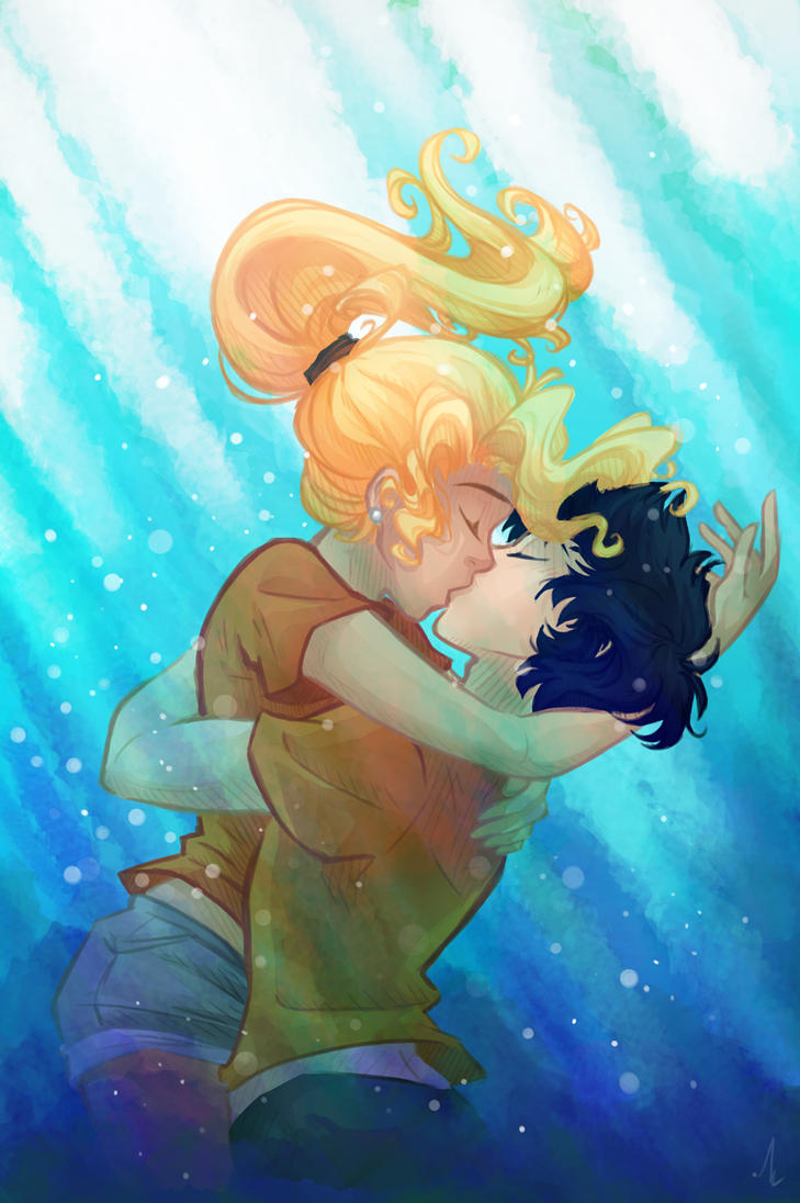 The Best Underwater Kiss of All Time by Arianwen44