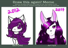 Draw this Again! MEME by ArdourLamour