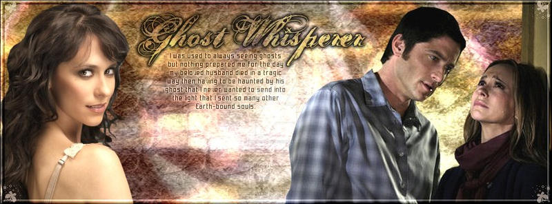Image Result For Movies Ghost Whisperer