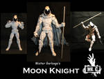 Moon Knight by mistergarbage