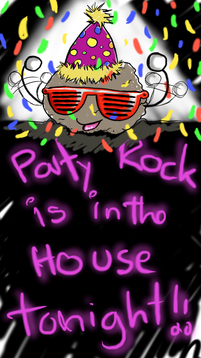 Party Rock Is In The House Tonight by MonstahMastah on ...