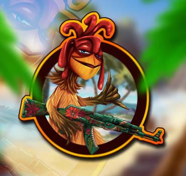 Chicken Joe - Commission