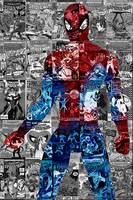 Spider-Man History by Kagemane123