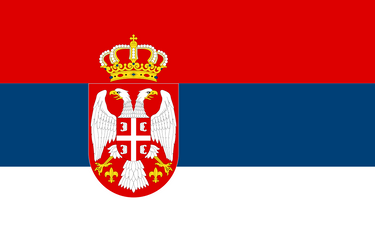Flag of Serbia state by xxphilipshow547xx