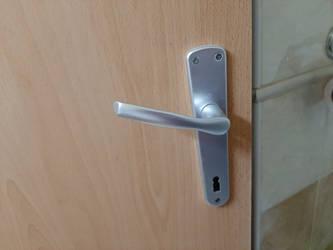I broke the door by xxphilipshow547xx