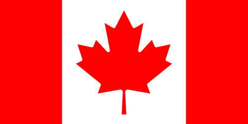 Flag of Canada by xxphilipshow547xx