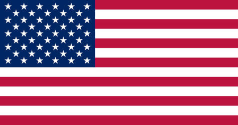 Flag of United States by xxphilipshow547xx