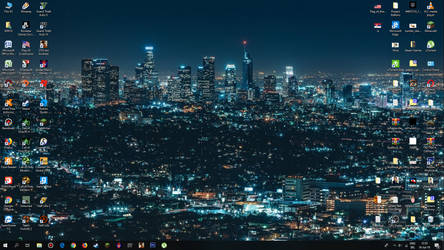 Los Angeles Wallpaper by xxphilipshow547xx