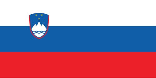 Flag Of Slovenia by xxphilipshow547xx