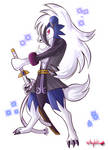 Azure Wolf