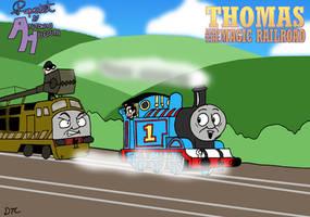 REQUEST: Magic Railroad Poster