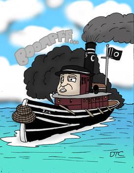''Me Engine's Gone Again!''