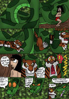 Shere Khan...KAA-ptured! Comic: Part 2/6