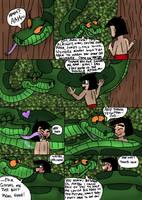 Shere Khan...KAA-ptured! Comic: Part 5/6