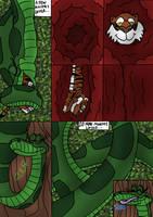 Shere Khan...KAA-ptured! Comic: Part 4/6