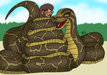 Kaa-fection for Connor