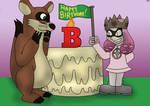 Billy's Birthday Cake