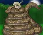 Snuggles at Night