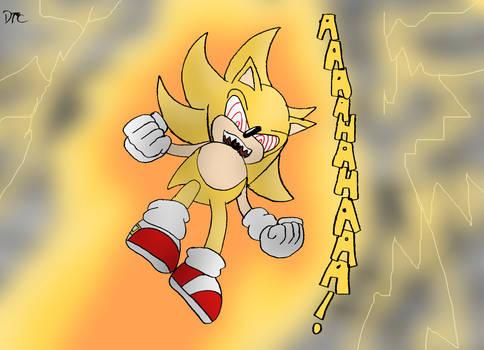 Fleetway Super Sonic Again!