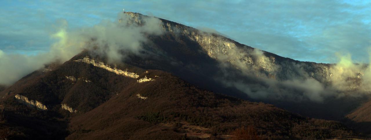 Nivolet Panorama by organicvision