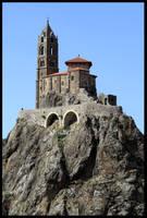Saint Michel d'Aiguilhe by organicvision