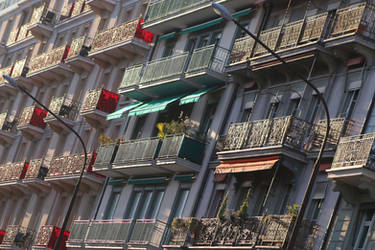 Balcony Levels by organicvision