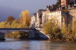 Grenoble sur L'Isere