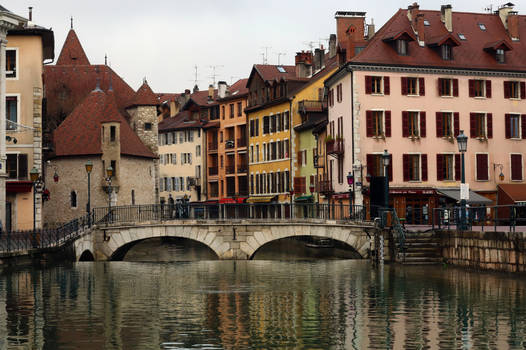 Nobody in Annecy