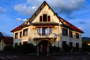 House on the Corner