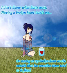 Broken Heart by Reitanna-Seishin